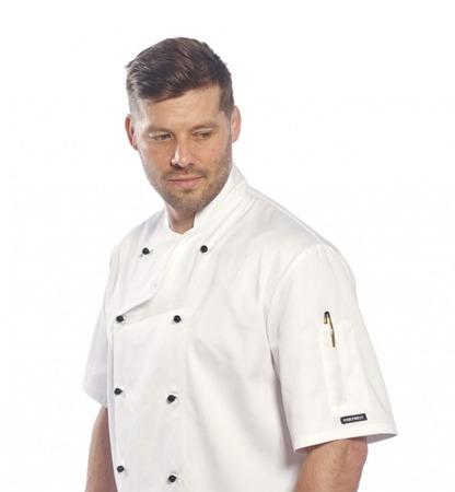 Bluza kucharska szefa kuchni C734 Portwest