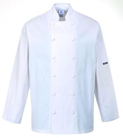 Bluza kucharska szefa kuchni C771 Portwest