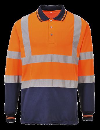 Koszulka robocza odblaskowa polo S279 Portwest