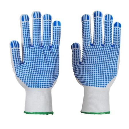Rękawice z nakropieniami po obu stronach A113 Portwest