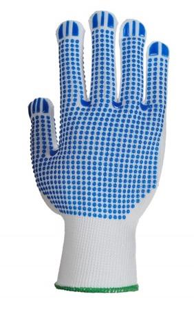 Rękawice nakrapiane po obu stronach A113 Portwest