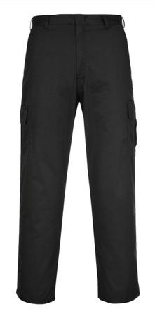 Spodnie robocze do pasa bojówki Portwest