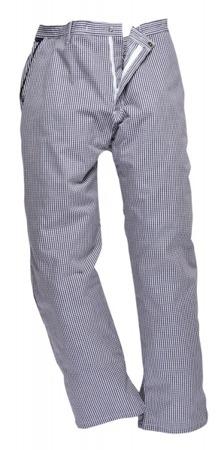 Spodnie robocze kucharskie C075 Portwest
